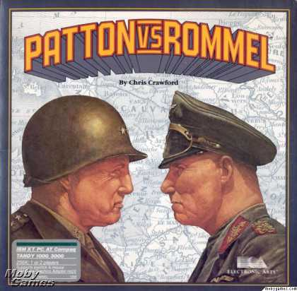 DOS Games - Patton vs. Rommel