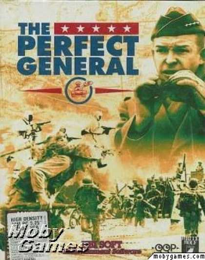 DOS Games - The Perfect General