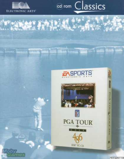DOS Games - PGA Tour Golf 486
