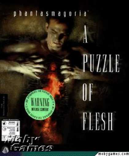 DOS Games - Phantasmagoria: A Puzzle of Flesh