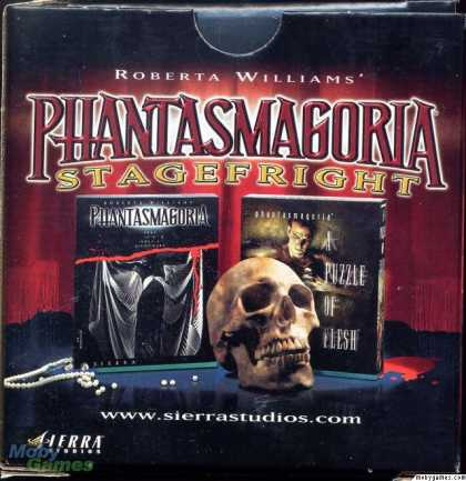 DOS Games - Phantasmagoria Stagefright