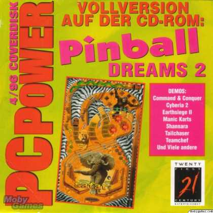 DOS Games - Pinball Dreams II