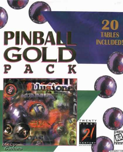 DOS Games - Pinball Gold Pack