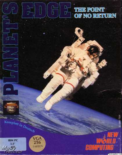 DOS Games - Planet's Edge