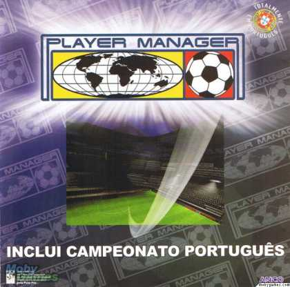 DOS Games - Player Manager 98/99