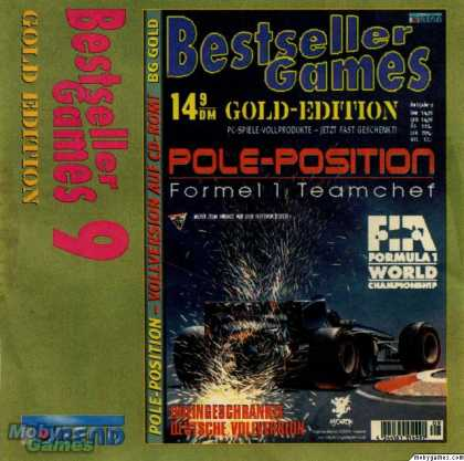 DOS Games - Pole Position