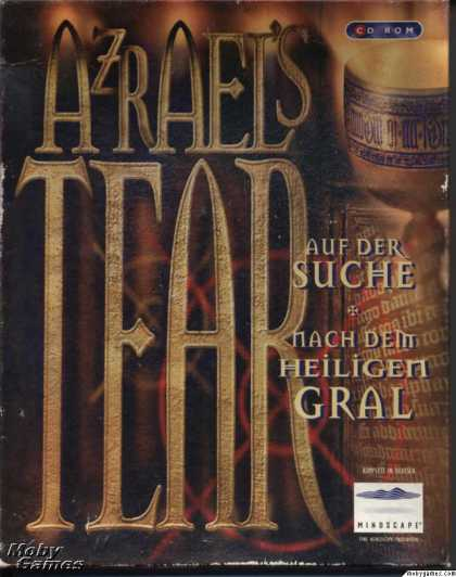 DOS Games - Azrael's Tear