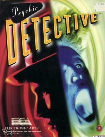 DOS Games - Psychic Detective