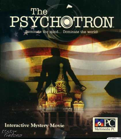 DOS Games - The Psychotron