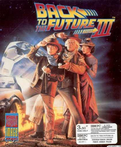 DOS Games - Back to the Future Part III