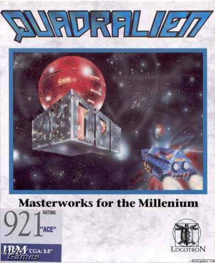 DOS Games - Quadralien