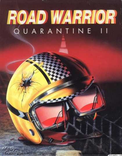 DOS Games - Quarantine II: Road Warrior