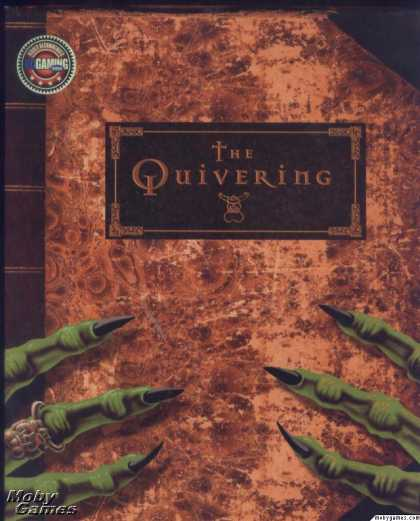 DOS Games - The Quivering