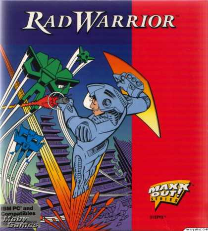 DOS Games - Rad Warrior