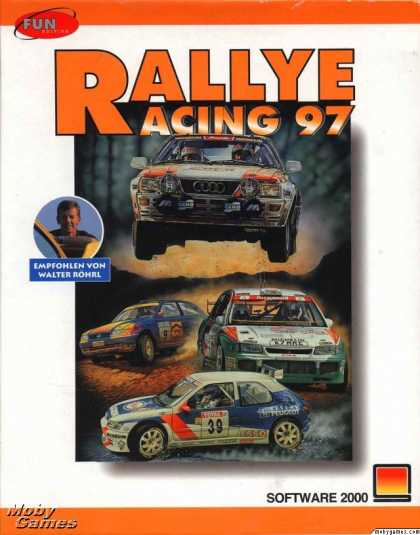 DOS Games - Rallye Racing 97