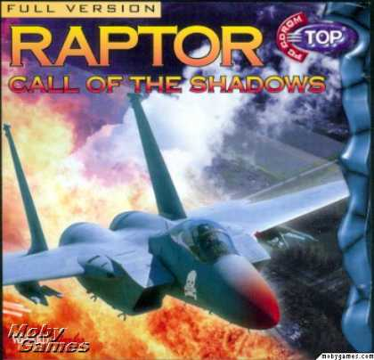 DOS Games - Raptor: Call of the Shadows