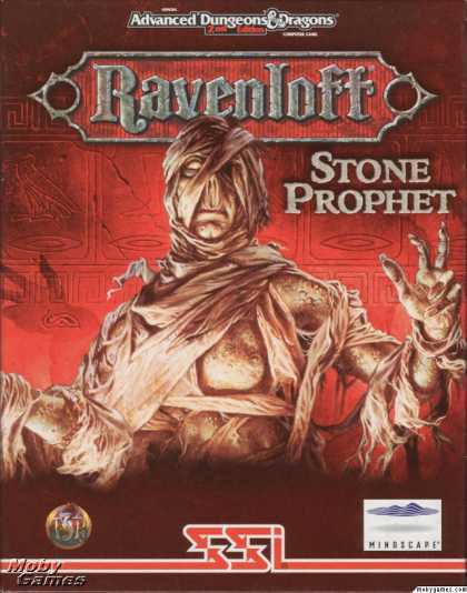 DOS Games - Ravenloft: Stone Prophet