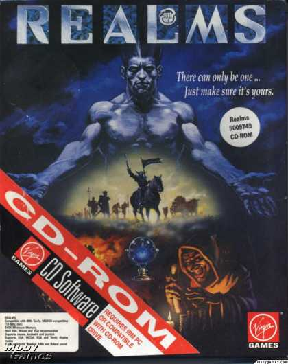 DOS Games - Realms