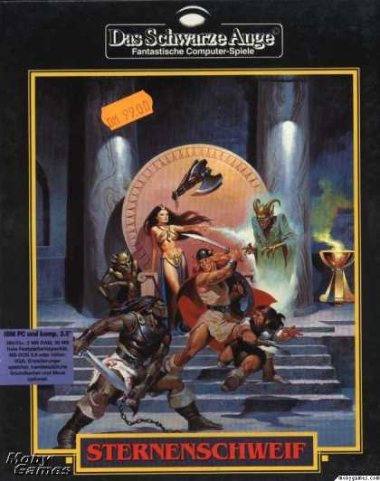 DOS Games - Realms of Arkania Vol. 2: Star Trail