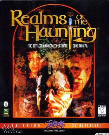 DOS Games - Realms of the Haunting