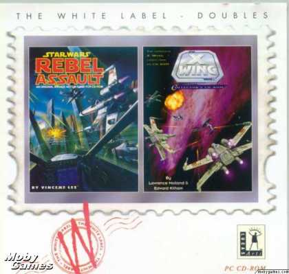 DOS Games - Rebel Assault & X-Wing Collector's CD