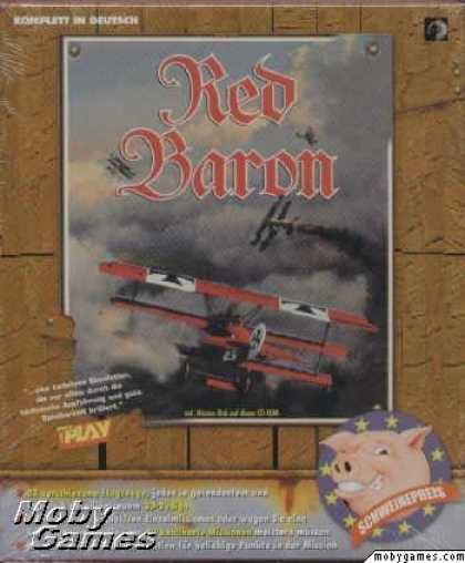 DOS Games - Red Baron