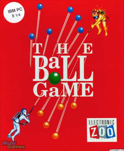 DOS Games - The Ball Game