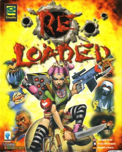 DOS Games - Re-Loaded