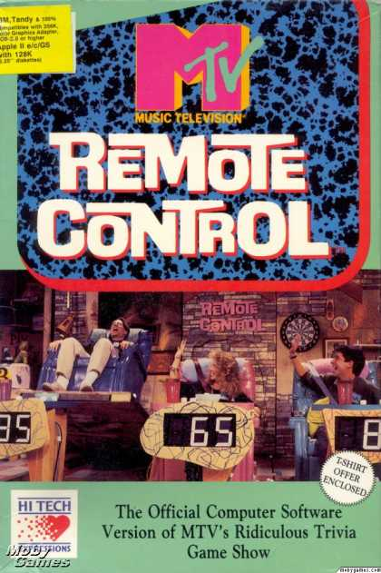 DOS Games - Remote Control