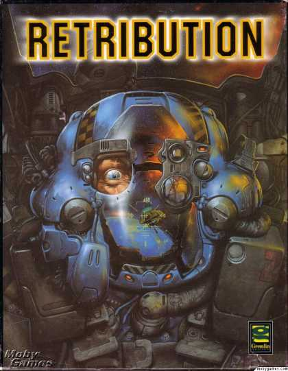 DOS Games - Retribution