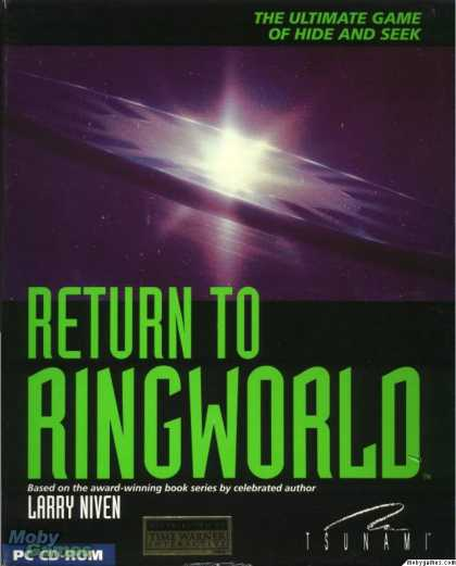 DOS Games - Return to Ringworld