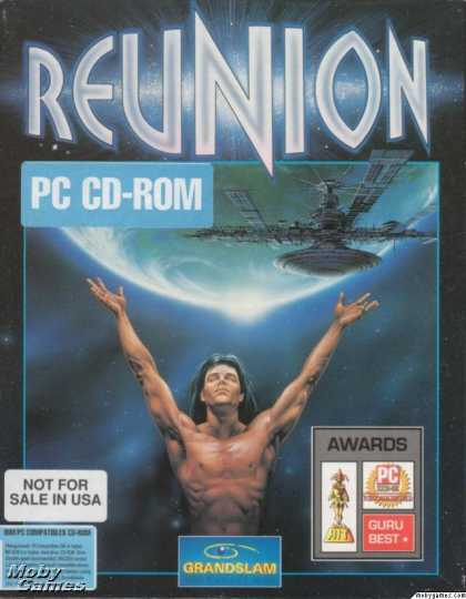 DOS Games - Reunion