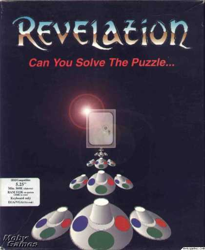 DOS Games - Revelation
