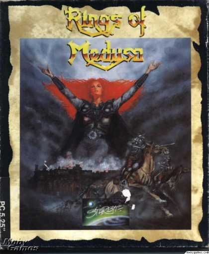 DOS Games - Rings of Medusa