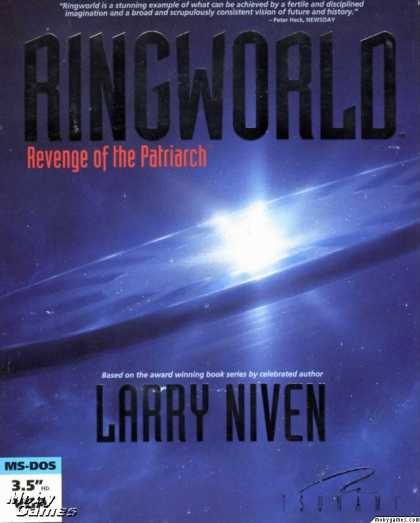 DOS Games - Ringworld: Revenge of the Patriarch