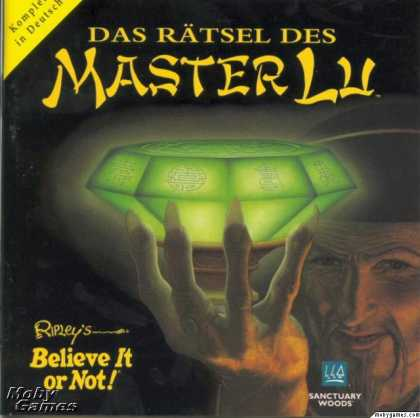 DOS Games - Ripley's Believe It or Not!: The Riddle of Master Lu