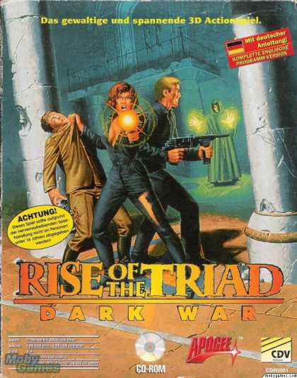 DOS Games - Rise of the Triad: Dark War