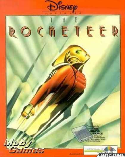 DOS Games - The Rocketeer