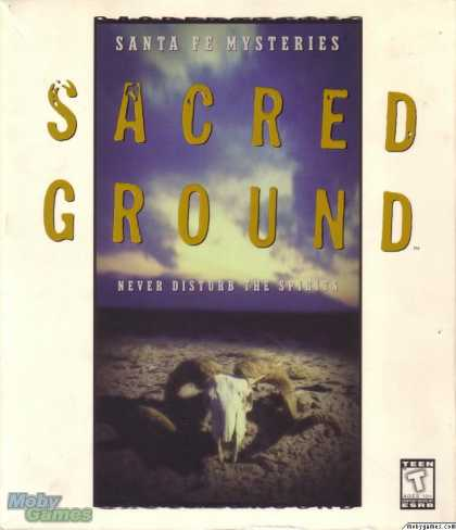 DOS Games - Santa Fe Mysteries: Sacred Ground