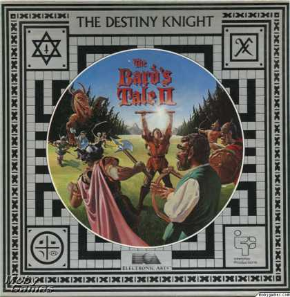 DOS Games - The Bard's Tale II: The Destiny Knight