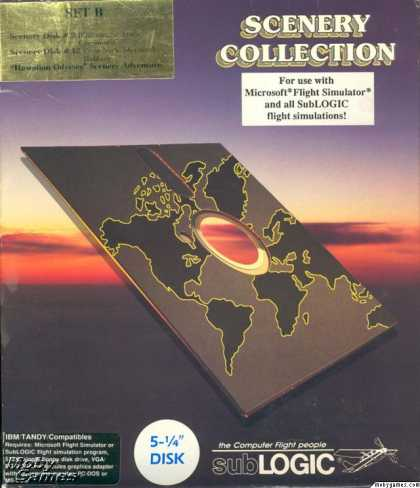 DOS Games - Scenery Collection: Set B