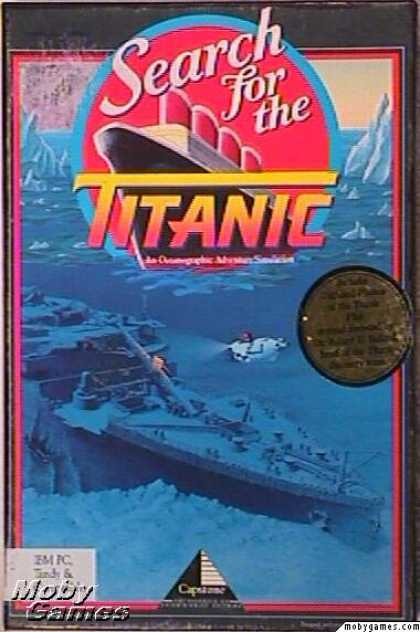 DOS Games - Search for the Titanic