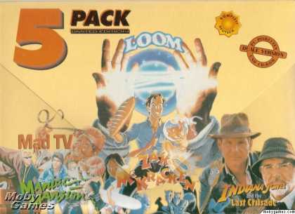 DOS Games - 5 Pack Limited Edition