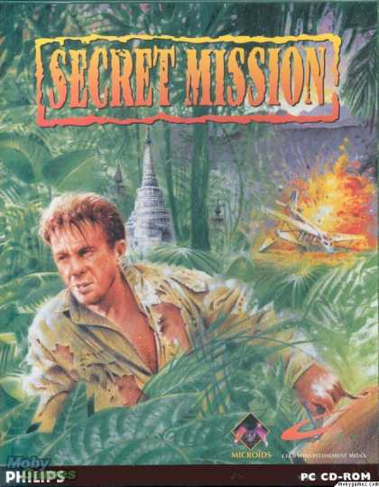 DOS Games - Secret Mission