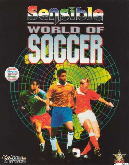 DOS Games - Sensible World of Soccer
