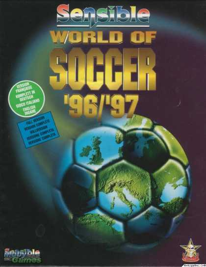 DOS Games - Sensible World of Soccer '96/'97
