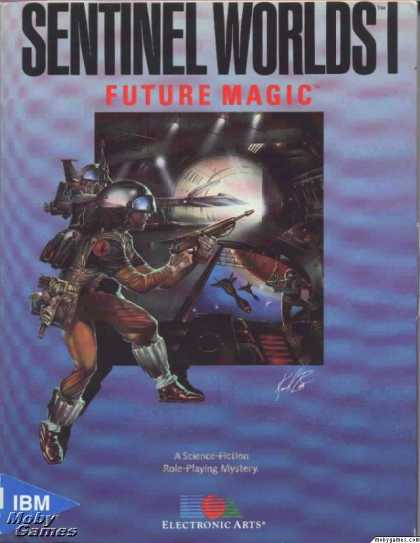 DOS Games - Sentinel Worlds I: Future Magic
