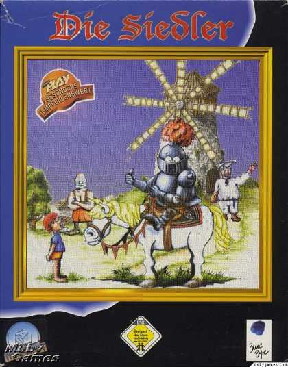 DOS Games - Serf City: Life is Feudal