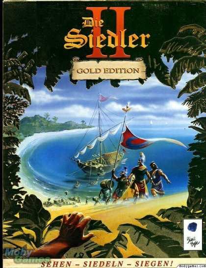DOS Games - The Settlers II (Gold Edition)