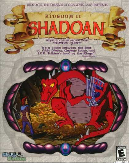 DOS Games - Shadoan